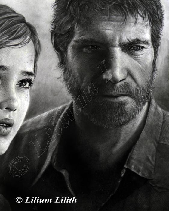 The Last of Us por LiliumLilith